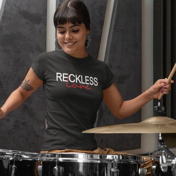 Girlieshirt Reckless Love