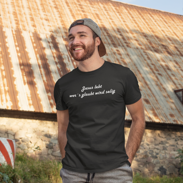 Jesus lebt T-Shirt