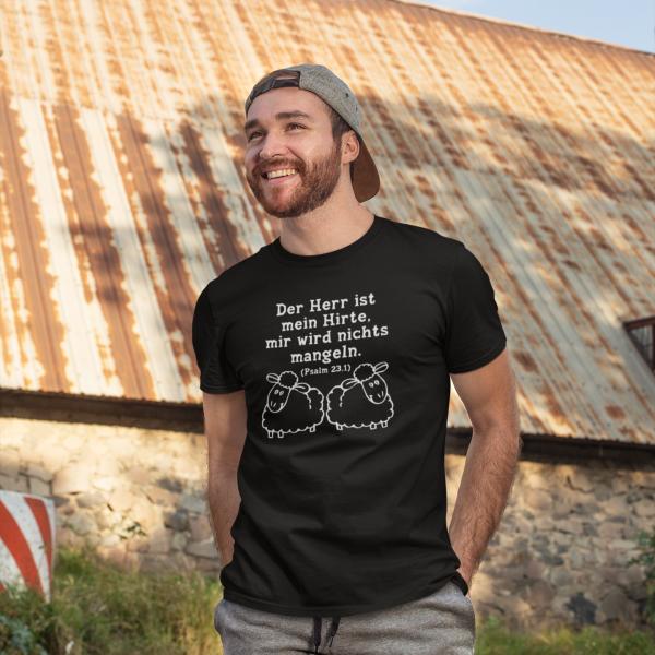 Der Herr ist mein Hirte T-Shirt