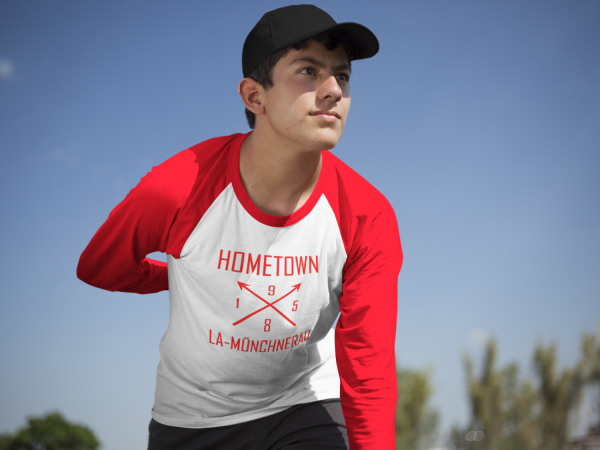 Men\'s Baseball-T Longsleeve T-Shirt