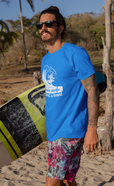Jesus Surfer T-Shirt