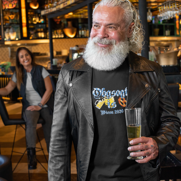 Obgsogt is Oktoberfest 2020 T-shirt