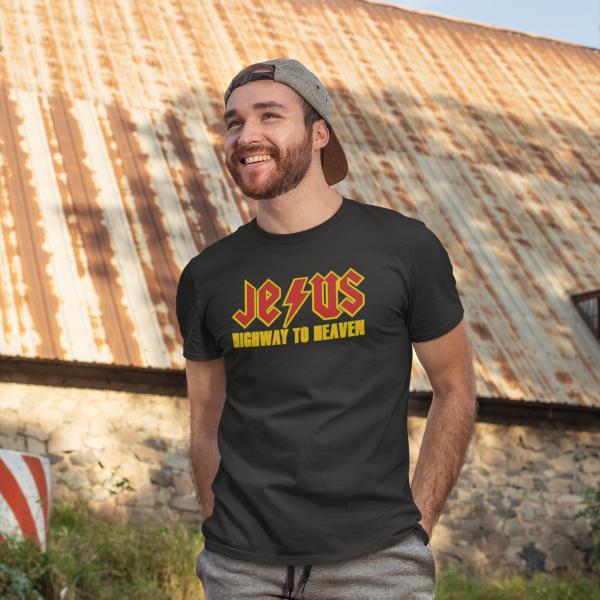 Jesus - Highway to Heaven T-Shirt