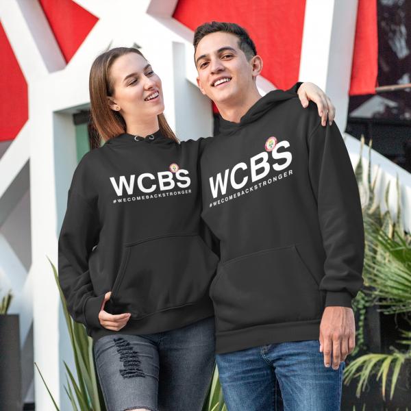 WCBS Kapuzenpulli EVL Edition