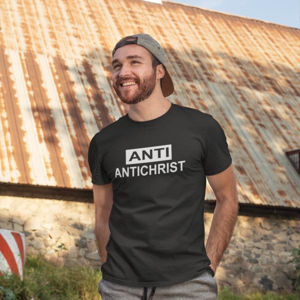 Anti Antichrist T-Shirt