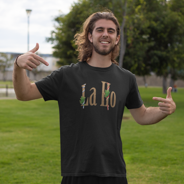 La Ho Holz T-Shirt