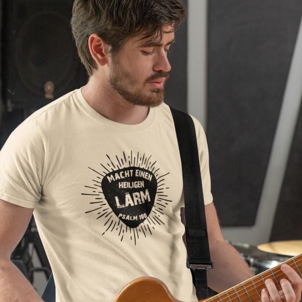 T-Shirt Heiliger Lärm