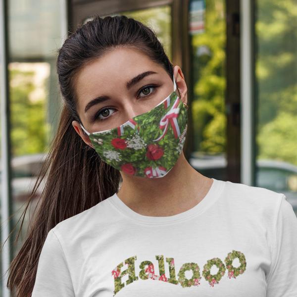Mund-Nasen-Schutz LaHo Edition, Community Maske
